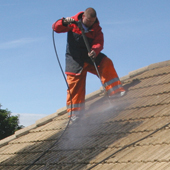 Homeshield - Roofing Cleaning Down