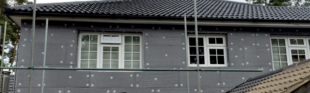Homeshiled - Exterior Wall Insulation