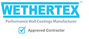 Homeshield - Approved contractor - Wethertex
